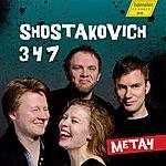 Meta4 Shostakovich: String Quartets 3, 4 & 7