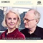 Anne Sofie Von Otter A Summer's Day Swedish Romantic Songs