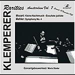 Otto Klemperer Klemperer Rarities: Amsterdam, Vol. 7 (1955)