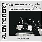 Otto Klemperer Klemperer Rarities: Amsterdam, Vol. 6 (1955)
