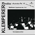 Otto Klemperer Klemperer Rarities: Amsterdam, Vol. 10 (1956)