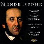 Jaime Laredo Mendelssohn: 'scottish' And 'italian' Symphonies