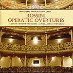 Jaime Laredo Rossini Operatic Overtures: Orchestral Favourites Vol. X