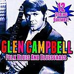Glen Campbell 12 String Guitars! Folk Blues & Bluegrass