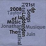 Jonathan Taylor Songs Of The Fete De La Musique