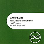 Arthur Baker 1000 Years - Single