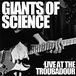 Giants Of Science Live At The Troubadour
