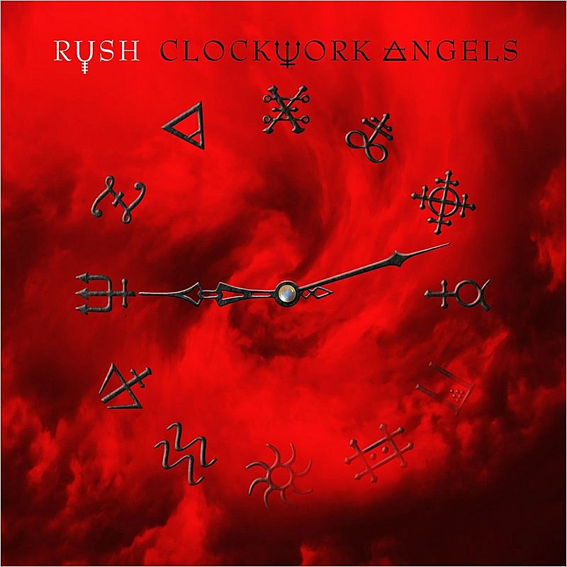 Cover Art: Clockwork Angels