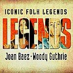 Joan Baez Iconic Folk Legends