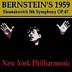 New York Philharmonic Bernstein's 1959 Shostakovich 5th Symphony Op.47