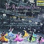 Jesus Lopez-Cobos Strauss: Der Rosenkavalier Suite, Festival Prelude For Organ And Orchestra, Burleske & Salome's Dance
