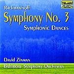 David Zinman Rachmaninoff: Symphony No. 3 & Symphonic Dances