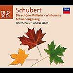 Peter Schreier Schubert: Song Cycles (3 Cds)