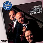 Beaux Arts Trio Schubert: The Piano Trios (2 Cds)