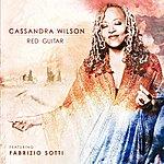 Cassandra Wilson Red Guitar