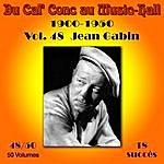 Jean Gabin Du Caf' Conc Au Music-Hall (1900-1950) En 50 Volumes - Vol. 48/50