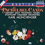 Stuttgarter Kammerorchester Albinoni / J.S.Bach / Handel / Pachelbel Etc.: Adagio / Fugue In G Minor / Organ Concerto No.4 / Canon Etc.