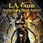 L.A. Guns Araña Negra (Black Spider) - Single