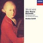 András Schiff Mozart: The Piano Sonatas (5 Cds)