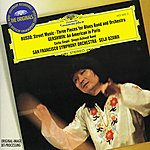 San Francisco Symphony Orchestra Russo: Street Music; Three Pieces / Gershwin: An American In Paris