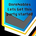 Onre Nobles Lets Get This Party Started