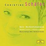 Christine Schäfer Bach, J.S.: Wedding Cantatas