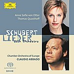 Anne Sofie Von Otter Schubert: Orchestrated Songs