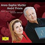 Anne-Sophie Mutter Previn: Violin Concerto / Bernstein: Serenade