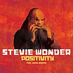 Stevie Wonder Positivity (Int'l 2 Track Single)