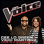 Cee-Lo Green Love Is A Battlefield (The Voice Performance)