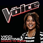 Vicci Martinez Afraid To Sleep (The Voice Performance)