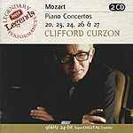 Sir Clifford Curzon Mozart: Piano Concertos Nos.20,23,24,26 & 27 (2 Cds)