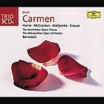 Metropolitan Opera Orchestra Bizet: Carmen (3 Cd's)