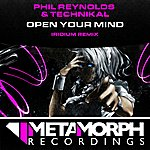 Phil Reynolds Open Your Mind
