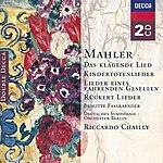 Brigitte Fassbaender Mahler: Das Klagende Lied; Rückert-Lieder; Kindertotenlieder; Lieder Eines Fahrenden Gesellen Etc. (2 Cds)