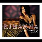 Rihanna Hate That I Love You (Int'l Ecd Maxi)