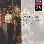 Sir Georg Solti Famous Overtures (2 CDs)
