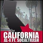 ALX California (Feat. So Cal Trash) - Single