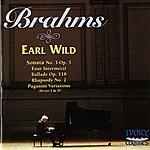 Earl Wild Wild, Earl: Brahms