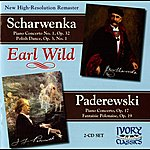 Earl Wild Earl Wild Plays Paderewski & Scharwenka