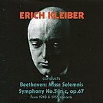 Erich Kleiber Erich Kleiber Conducts Beethoven (1948, 1955)