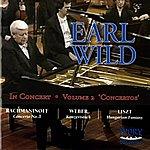 Earl Wild Earl Wild In Concert, Vol. 2 (Concertos)