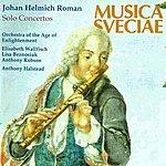 Anthony Halstead Roman: Solo Concertos