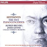 Alfred Brendel Beethoven: The Five Piano Concertos (3 Cds)