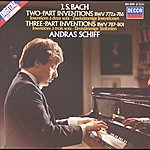 András Schiff Bach, J.S.: Two And Three Part Inventions