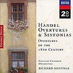 English Chamber Orchestra Handel, Etc.: Overtures Of The 18th Century (2 Cds)