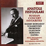 Royal Philharmonic Anatole Fistoulari - Russian Concert Favourties