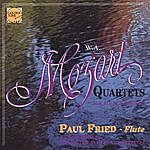 Paul Fried Mozart Flute Quartets - Paul Fried And Members Of The Boston Symphony