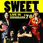 Sweet Live In Denmark '76