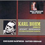 Berlin Philharmonic Orchestra Great Musicians, Great Music: Karl Böhm Conducts Mozart Serenades